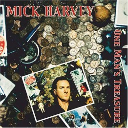 Mick harvey one mans treasure packshot