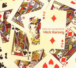 mick harvey two of diamonds packshot