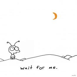 Moby - Wait For Me packshot