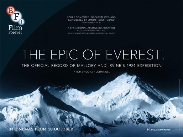 BFI_Epic of Everest postersm