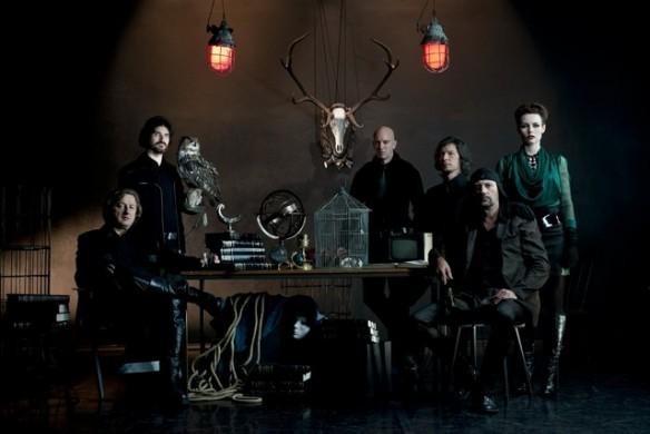 Laibach, Spectre 7, photo by Maya Nightingale