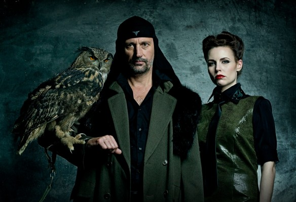 Laibach, Spectre 6, photo by Maya Nightingale