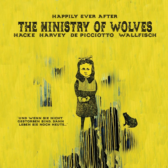 ministry of wolves HAPPILY front