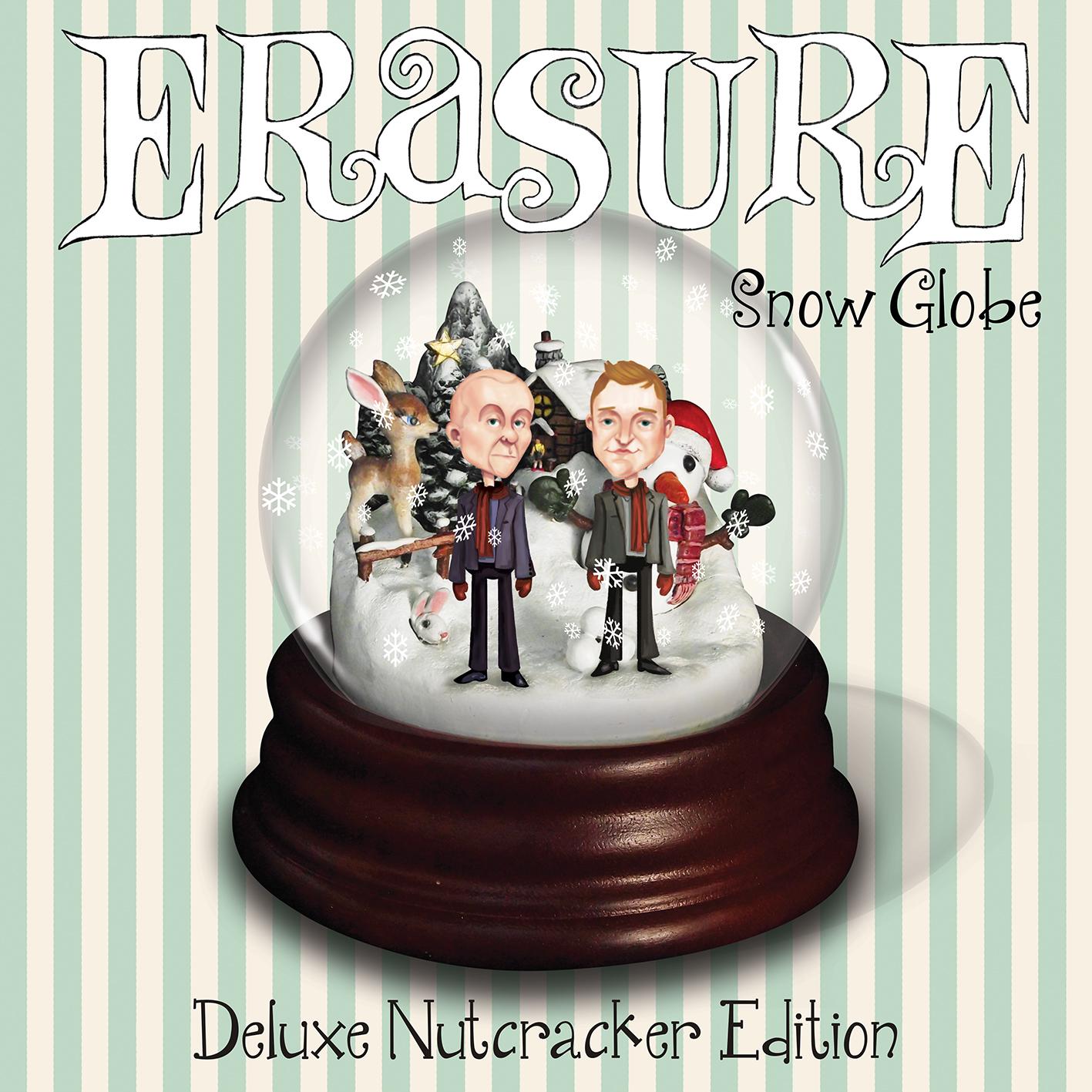Mute Erasure Announce The Deluxe Nutcracker Snow Globe
