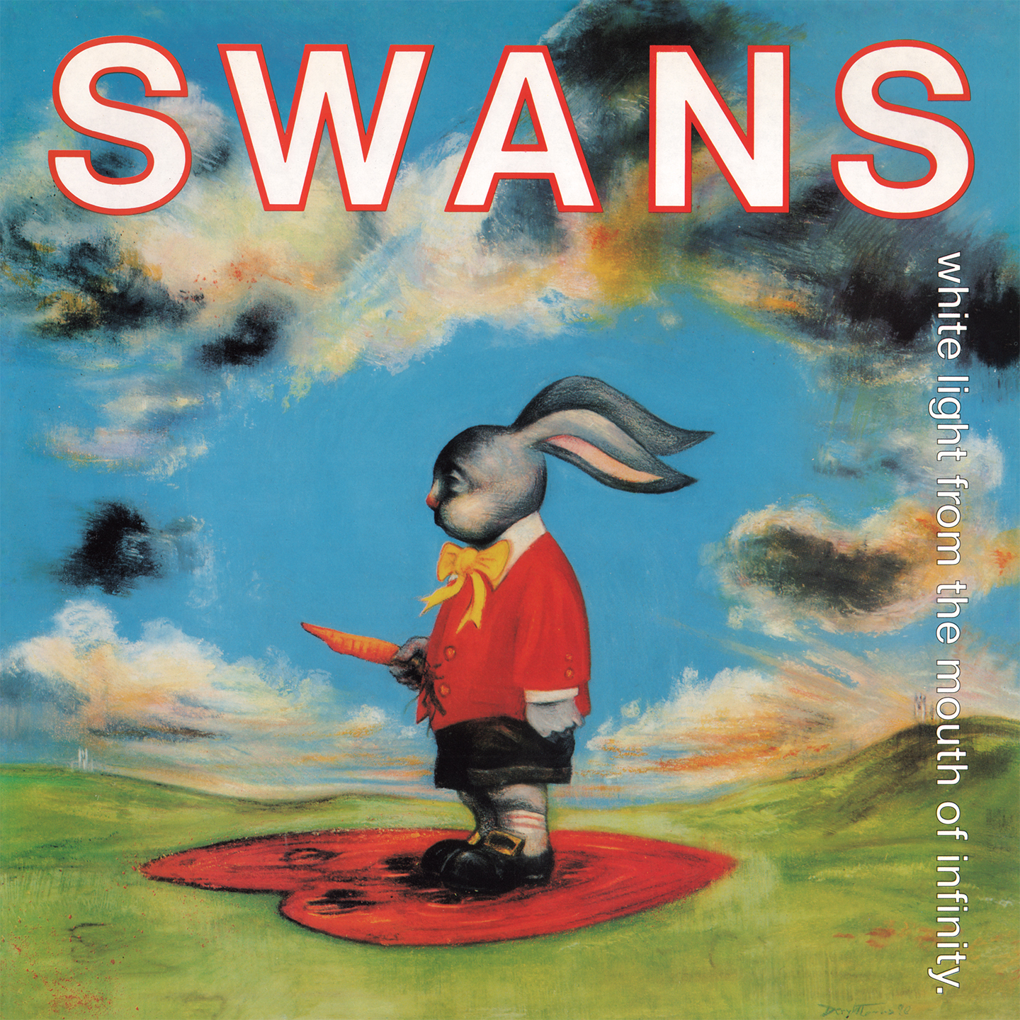 Mute Records Swans Announce Remastered Reissues Of