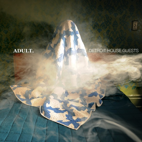 ADULT. DHG front cover