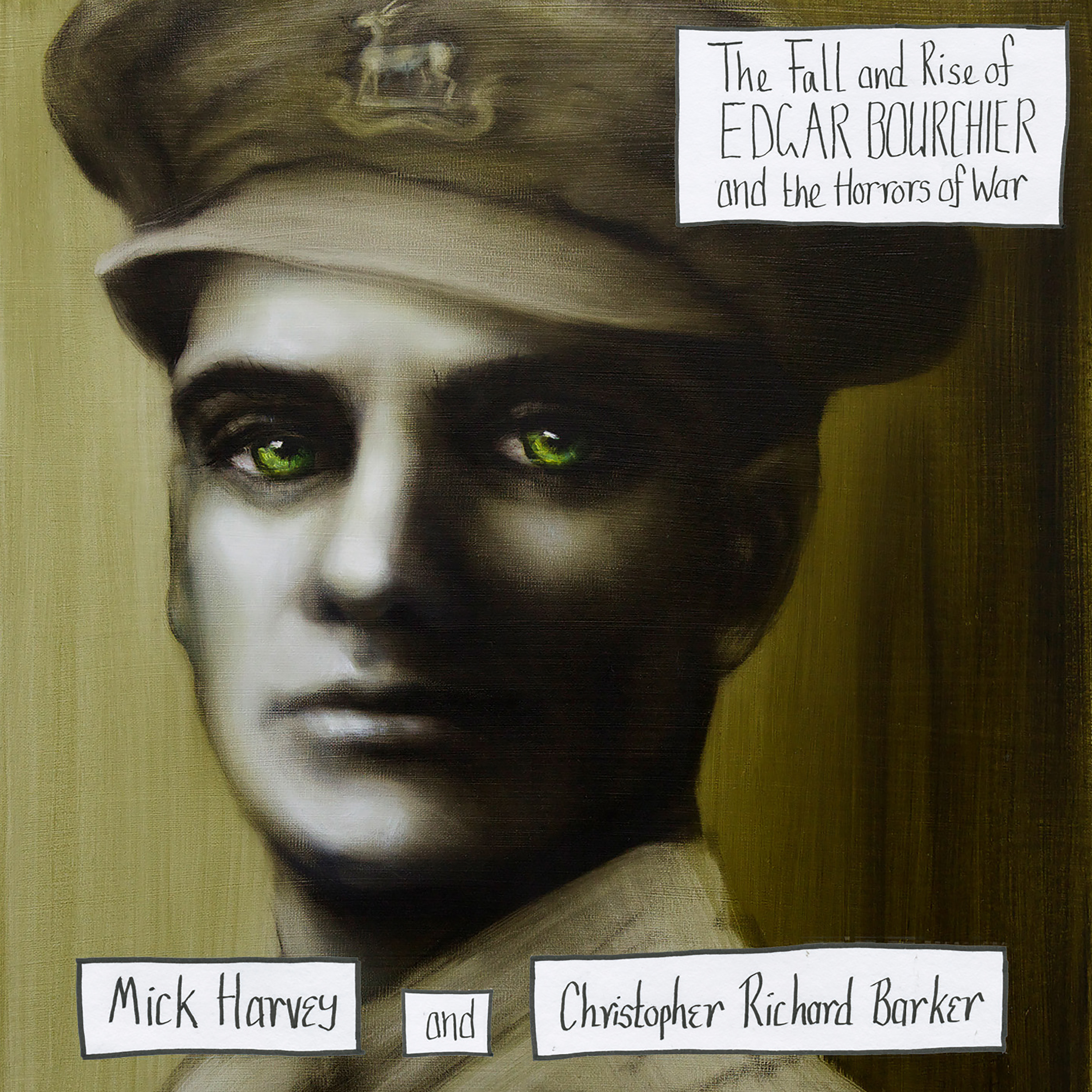 Mute Records Mick Harvey Share Softly Spoken Bill New